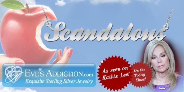 kathie lee scandalous necklace