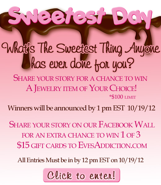 Sweetest Day Giveaway