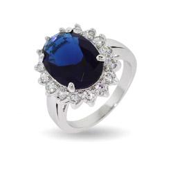 Kate Middleton Replica Engagement Ring - The Royal Ring