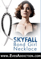 skyfall bond girl necklace